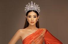 [Photo] Hoa hậu Khánh Vân xuất thần với phong thái ''beauty queen''