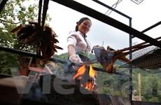 [Photo] Pa Pỉnh Tộp: Đặc sản người Thái chỉ dành mời khách quý