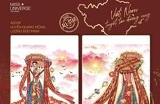 Miss Universe: 8 thiết kế trang phục dân tộc cho đại diện Việt Nam