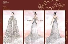 Thi chọn trang phục dân tộc cho Miss Universe 2020 đến hồi gay cấn