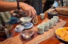[Video] Bản giao hưởng mùa Thu: Thưởng thức trà chiều phong vị Việt
