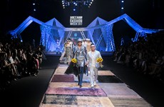 Nguyễn Công Trí sẽ khai màn Vietnam International Fashion Week 2020