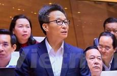 Phó Thủ tướng Vũ Đức Đam nói về sai sót của sách Cánh Diều