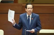 Bộ trưởng Đào Ngọc Dung nêu lời giải bài toán nhân lực chất lượng cao