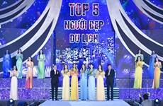 Hoa hậu Việt Nam 2020: Lộ diện nhan sắc top 5 Người đẹp du lịch