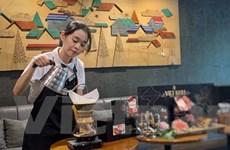 Starbucks 'chắp cánh' thêm cho càphê arabica chất lượng cao Việt Nam