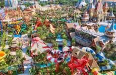 Phát triển hạ tầng: 'Đòn bẩy' giúp Việt Nam thành điểm đến nổi tiếng