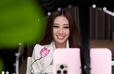 Miss Universe đặc biệt quan tâm dự án nhân ái của đại diện Việt Nam