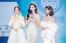 Top 3 Miss World Vietnam 2019: Một chặng đường đầy lấp lánh