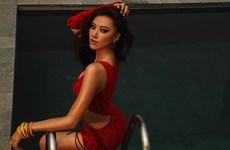Á hậu Kim Duyên 'lột xác' trước thềm cuộc thi Miss Universe 2021
