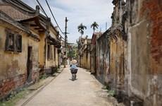 [Photo] Làng Cựu: Nơi lưu giữ những giá trị cổ Việt Nam