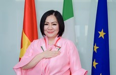 Người phụ nữ được bổ nhiệm Đại sứ ẩm thực Italy tại Việt Nam