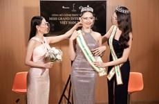 Miss Grand International: Lộ diện quốc phục chính thức của Thùy Tiên