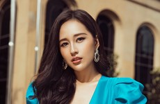 Nhan sắc 'cực phẩm' dàn hoa hậu ngồi 'ghế nóng' Miss World Vietnam
