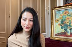 Hoa hậu Phương Khánh: Không có chuẩn mực định nghĩa một phụ nữ đẹp