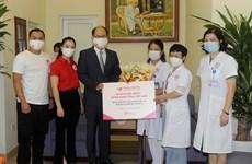 Du lịch Hàn Quốc đồng hành cùng Việt Nam chống dịch COVID-19