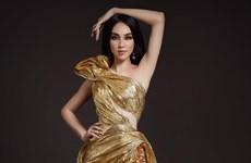 Thùy Tiên gửi thông điệp nhân văn tới Miss Grand International 2021
