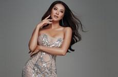 Á hậu Kim Duyên thừa nhận bản thân còn nhiều thiếu sót