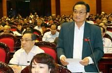 Cử tri quan tâm đến kế hoạch phát triển kinh tế-xã hội
