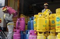 Giá gas sẽ tăng thêm 18.000 đồng đối với bình 12kg