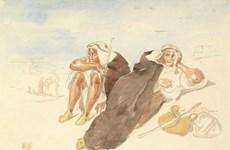 Tìm thấy bức tranh bị mất cắp của danh họa Delacroix