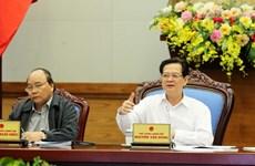 Thủ tướng yêu cầu chủ động ứng phó siêu bão Haiyan