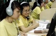 Biên soạn tài liệu đào tạo năng lực tiếng Anh trực tuyến