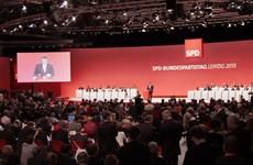 Đức: Ông Sigmar Gabriel tái đắc cử Chủ tịch Đảng SPD