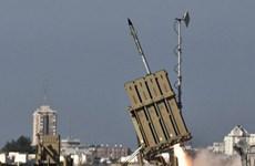 Israel thử thành công tên lửa đánh chặn David's Sling