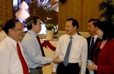 Khai mạc diễn đàn hợp tác kinh tế, xúc tiến đầu tư ĐBSCL