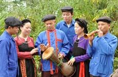 """""""Bảo tàng sống"""" của dân tộc Cao Lan ở Tuyên Quang"""