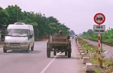 Tình trạng sử dụng xe tự chế trên quốc lộ vẫn khá phổ biến