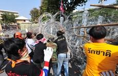 Diễn biến xung quanh kế hoạch tổ chức bầu cử ở Thái Lan