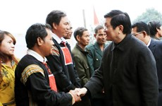 Chủ tịch nước: Đắk Lắk tránh lãng phí đất nông lâm nghiệp