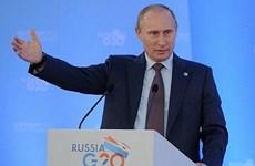 Năm 2013 thành công của Liên bang Nga và ông Putin