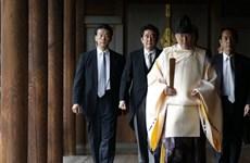 Dư luận phản đối Thủ tướng Nhật viếng đền Yasukuni