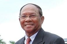 Chủ tịch Quốc hội Campuchia thăm Việt Nam từ ngày 4/1