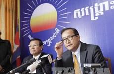 Campuchia: Ông Sam Rainsy có thể trốn ra nước ngoài