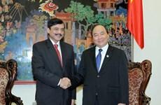 Việt Nam và Ấn Độ thúc đẩy hợp tác trên các lĩnh vực