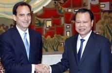 Tập đoàn Walmart có ý định nhập khẩu hàng hóa Việt Nam