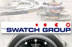 Hãng sản xuất đồng hồ Swatch Group đạt doanh thu kỷ lục