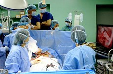 Cứu sống bệnh nhân bị vỡ phình động mạch chủ bụng