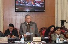 Thường vụ Quốc hội góp ý dự án Luật Hải quan sửa đổi