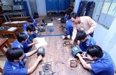 Tập trung đào tạo nghề trình độ cao trong năm 2014
