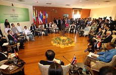 Các bộ trưởng ASEAN quan ngại về diễn biến ở Biển Đông