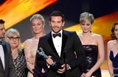 """""""American Hustle"""" đại thắng ở SAG, nhiều cơ hội ẵm Oscar"""