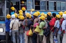 Malaysia bắt giữ hơn 1.500 người nhập cư bất hợp pháp