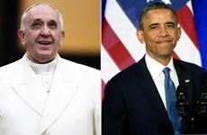 Tổng thống Mỹ Obama sẽ gặp Giáo hoàng trong tháng Ba