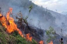 Hỏa hoạn liên tiếp xảy ra tại thành phố Điện Biên Phủ