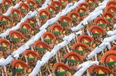Ấn Độ long trọng tổ chức lễ kỷ niệm lần thứ 65 Ngày Cộng hòa